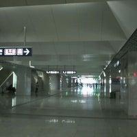 Photo taken at 地铁西二旗站 Subway Xi'erqi by Jon C. on 2/7/2012
