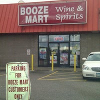Photo taken at Booze Mart by MN Beer Activists on 9/29/2011