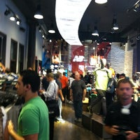 Photo taken at New Balance NYC Flagship Store by Mike S. on 8/11/2011