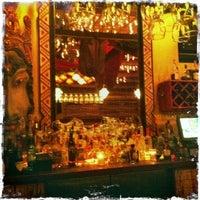 Photo taken at Monsoon Cafe by Sara P. on 8/30/2011