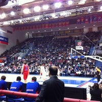 Photo taken at PBC CSKA by Yuri D. on 2/22/2012