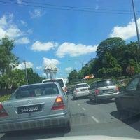 Photo taken at Jalan Tan Sri Ong Kee Hui by ♥Jane A. on 6/13/2012