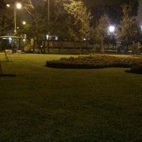 Photo taken at Parque La Minería by Sophia E. on 7/1/2012