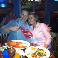 Photo taken at Big Fish Grill by Margo M. on 10/14/2011