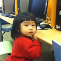 Photo taken at Elk Grove Library by Wing C. on 1/8/2011