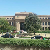 Photo taken at Strong Hall by Michael P. on 8/20/2012