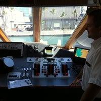 Photo taken at Atlantis Cruises by kowagari on 2/17/2011