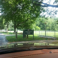 Photo taken at Hoffman Park by Vince on 7/1/2012