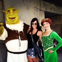 Photo taken at Shrek 4-D by Mery T. on 7/26/2012