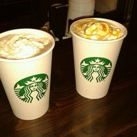 Photo taken at Starbucks by Sofía C. on 5/10/2012