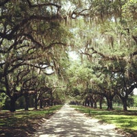 Photo taken at Boone Hall Plantation by BJ H. on 7/2/2012