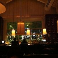 Photo taken at Press Restaurant by Courtney C. on 7/24/2012
