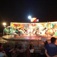 Photo taken at Florya Lunapark by Faruk Esad S. on 7/24/2012