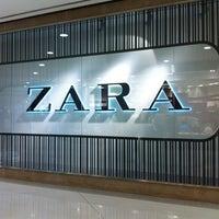 Photo taken at Zara by Cris V. on 2/25/2012