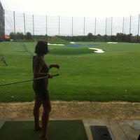 Photo taken at Heartland Golf Park by Evy on 7/28/2012