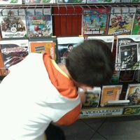 Photo taken at Blockbuster by JOLUMO on 3/4/2012