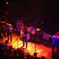 Photo taken at Lincoln Hall by Kate B. on 5/21/2012
