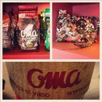 Photo taken at Oma by Gab G. on 2/24/2012