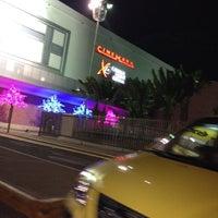 Photo taken at Cinemark San Pedro by Carlos Q. on 9/2/2012