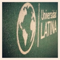 Photo taken at Universidad Latina de Costa Rica by Silvia T. on 8/13/2012