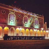 Photo taken at Asbury Park Convention Hall by Michelle O. on 8/19/2012