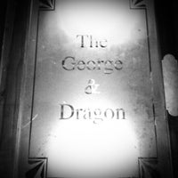 Photo taken at George & Dragon by Cassiano M. on 7/6/2012