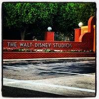 Photo taken at Walt Disney Studios by Dave V. on 9/9/2012