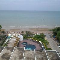 Photo taken at Sigma Resort Jomtien Pattaya by Teerapong L. on 7/29/2012