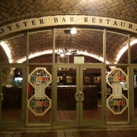 Photo taken at Grand Central Oyster Bar by Stephanie D. on 6/29/2012