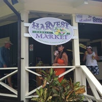 Photo taken at Harvest Market Cafe & Deli Hanalei by Yumi B. on 9/6/2012
