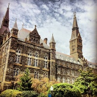 Photo taken at Georgetown University by Zahid Z. on 9/3/2012