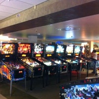 Photo taken at Pinballz Arcade by Josh G. on 3/20/2012