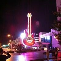 Photo taken at Hard Rock Hotel & Casino Biloxi by Ashley K. on 5/5/2012
