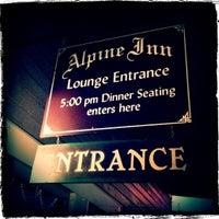 Photo taken at Alpine Inn by Liv C. on 6/10/2012