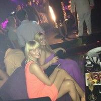 Photo taken at Cavalli Club by Irina S. on 7/11/2012