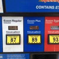 Photo taken at Exxon by Timeeka R. on 3/10/2012