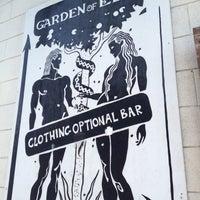 Photo taken at Garden Of Eden Bar by Paul H. on 6/27/2012