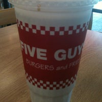 Photo taken at Five Guys by Kayla R. on 6/23/2012