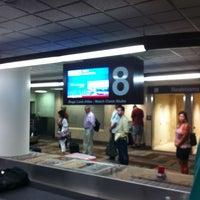 Photo taken at Baggage Claim by Jon R. on 6/2/2012