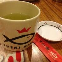 Photo taken at Sushi King by Evon F. on 4/10/2012