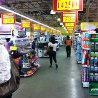 Photo taken at Grand Lucky Superstore by Firzy Y. on 3/17/2012