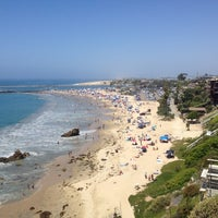 Photo taken at Corona del Mar State Beach by Robert V. on 8/11/2012