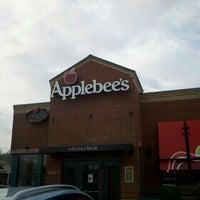 Photo taken at Applebee's by Barbara G. on 2/11/2012