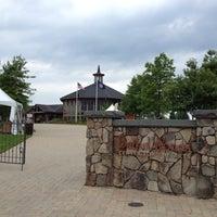 Photo taken at Bethel Woods Center for the Arts by Brett P. on 6/9/2012