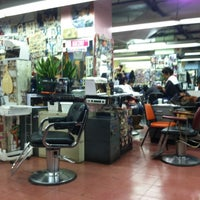Photo taken at Astor Place Hairstylists by Hyun P. on 3/2/2012