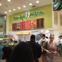 Photo taken at Jamba Juice Oakridge Mall by Dan R. on 7/1/2012