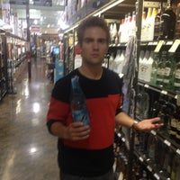 Photo taken at Total Wine & More by Adam on 4/22/2012