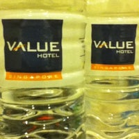 Photo taken at Value Hotel Balestier by Mel B. on 8/10/2012