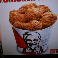 Photo taken at KFC by Jere W. on 6/21/2012