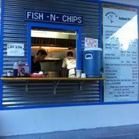 Photo taken at Freshy's Seafood Market by John F. on 9/10/2011